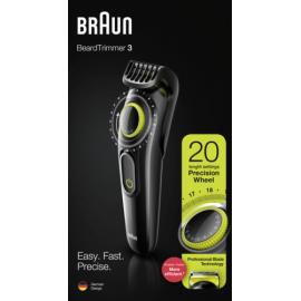Braun BT 3221 BeardTrimmer