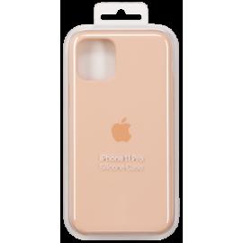 Apple iPhone 11 Pro Silicon Case Grapefruit