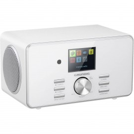 Grundig DTR 5000 X white