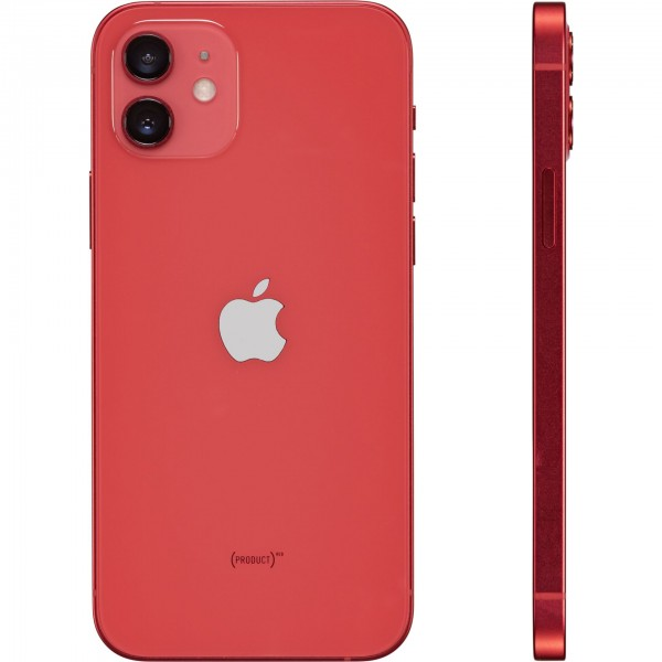Apple iPhone 12 (64GB) Product Red