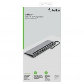 Belkin CONNECT USB-C 11-in-1 Multiport-Dock       INC004btSGY