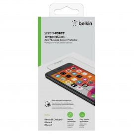 Belkin Displayschutzfolie Temp. Glass antimi. iPhone 6/6s/7/8/SE