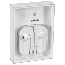 Apple EarPods with Remote and Microphone Blister
