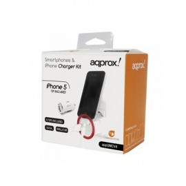 Approx appUMCV4 Smartphone & iPhone Charger Kit