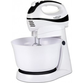 ADLER Hand Mixer with Bowl AD4208