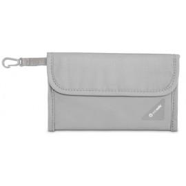 Pacsafe RFID-Blocking Passport Protector V50 Light Grey