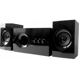 REINA RT-3081 2.1 15Watt & 2 X 10Watt RMS STEREO MULTIMEDIA SPEAKERS BLACK