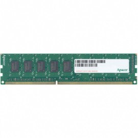 Apacer RoHS 2GB UNB PC3-12800 DDR3 1600MHz OPEN BOX