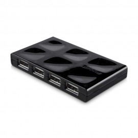 Belkin USB 2.0 7-Port Mobile Hub black F5U701CWBLK