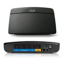 Linksys E1200 Wireless-N Router E1200-EW
