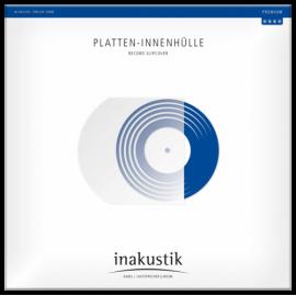 1x 50 in-akustik Premium LP Sleeves 12   antistatic