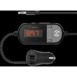 Belkin TuneCast In-Car FM Transmitter F8Z880EA