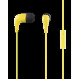 ACME HE15Y Groovy in-ear Headset yellow