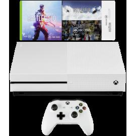 Microsoft Xbox One S 1TB incl. Battlefield V USK 18