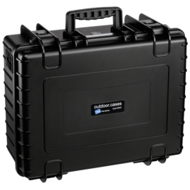 B&W Copter Case Type 6000/B black with GoPro Karma Inlay