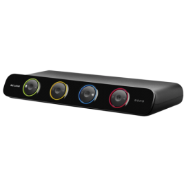 Belkin SoHo 4-Port KVM Switch     USB DVI