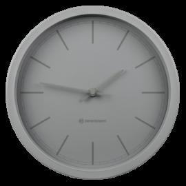 Bresser MyTime DCF 25cm light grey RC Wall Clock