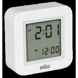 Braun 66064 Alarm Clock white