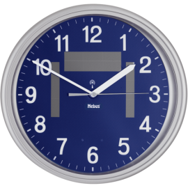 Mebus 52560 Wall clock blue
