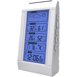 Mebus 40711 Wireless Weather Station