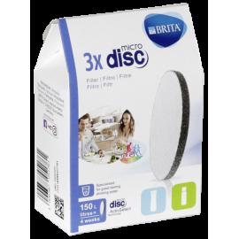 Brita MicroDisc Filter Pack of 3