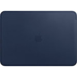 Apple Leather Sleeve 13-inch MacBook Pro Midnight Blue