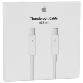 Apple Thunderbolt cable 0,5 m MD862ZM/A