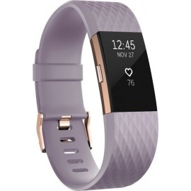 Fitbit Charge 2 Small Special Edition Lavender / Rose Gold