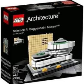 LEGO Architecture 21035 Solomon R.Guggenheim Museum
