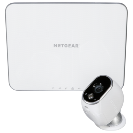 Netgear Arlo VMS3130 Smart Home Webcam Set 1 HD Camera