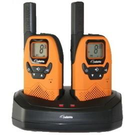 DeTeWe Outdoor 8000 Duo Case PMR Walkie Talkie