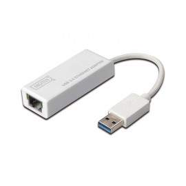 DIGITUS Gigabit Ethernet USB 3.0 Adapter