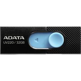ADATA USB 2.0 Stick UV220 32GB Black/Blue