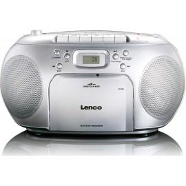 Lenco SCD-420 silver