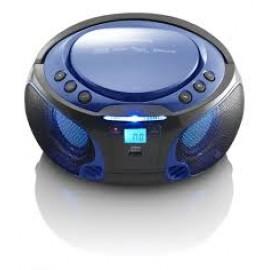 Lenco SCD-550 blau
