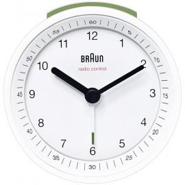 Braun BNC 007 Alarm Clock white
