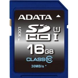 ADATA SDHC UHS-I Class 10 16GB Premier