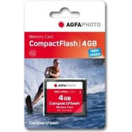 AgfaPhoto Compact Flash 4GB High Speed 120x MLC