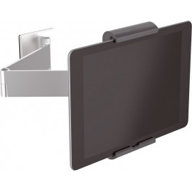 Durable Tablet Holder WALL silver