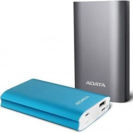 ADATA Powerbank A10050QC Blue 10050 mAh