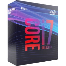 Intel Box Core i7 Processor i7-9700F 3,0Ghz 12M Coffee Lake without graphic