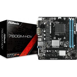 ASROCK 760GM-HDV (AM3+) (D)
