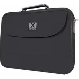 Approx Τσάντα για Notebook 15.6 Μαύρη (APPNB15B)