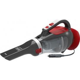Black & Decker ADV1200 handheld vacuum Bagless Gray, Red