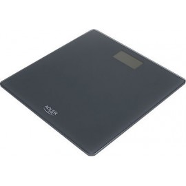 Adler AD 8157 personal scale Electronic personal scale Rectangle Black