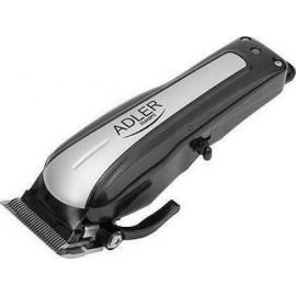 Adler AD 2828 hair trimmers/clipper Black, Grey
