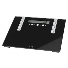 AEG PW 5571 FA Electronic personal scale Black
