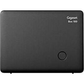 Gigaset Box 100, base station, black (S30852-H2818-B101)