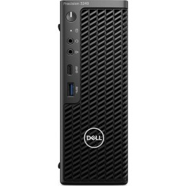 Dell Precision 3240 (XM00N), PC-System