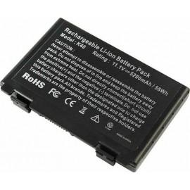 Μπαταρία Laptop - Battery for ASUS F52 F82 Ff83s K40 K40e K40ij K40in K50 K501N K50ab-x2a K50ij K50in K51 K60 K61 2633 Batterie ASUS Pro52L (1-BAT0080(4.4Ah))